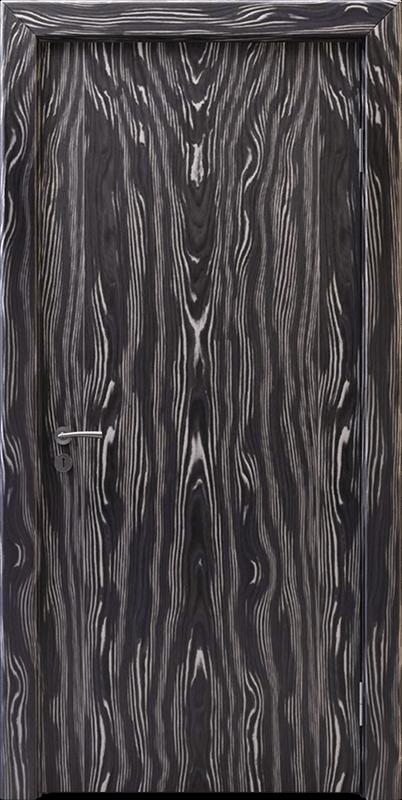 Вертикал черно зебрано